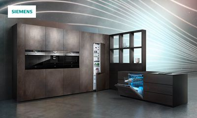 Superieur Entdecken Sie Design, Das Sich Perfekt Integrieren Lässt. Mit Den  Kücheneinbaugeräten Von Siemens.